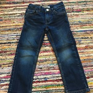Girls Levi jeans